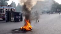 Pakistan'da ulusal televizyon kanalına saldırı