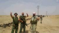 Suriye Ordusunun IŞİD'e karşı zaferleri sürüyor