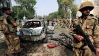 Pakistan'da Düzenlenen Terörist Saldırı da Ölenlerin Sayısı 60'a Yükseldi