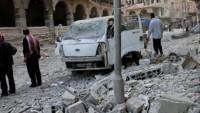 Teröristlerin İşgalindeki İdlib'te Şiddetli Patlama: 19 Yaralı
