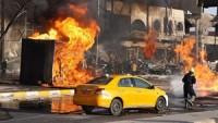 Bağdat'ta meydana gelen patlamalarda 7 kişi hayatını kaybetti, 19 kişi yaralandı