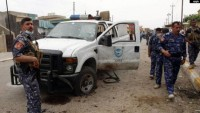 Kerkük'te terörle mücadele polislerine silahlı saldırı: 1 ölü, 4 yaralı