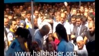 Video: Şehid polisin eşi: Gel Başbakan gel bana da ceza ver