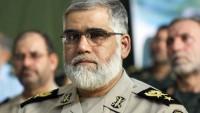 Tuğgeneral Purdestan: IŞİD İran için ciddi bir tehdit değil