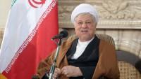 Rafsancani: Dünya ülkeleri İran'da yatırım için rekabet ediyor