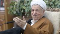 Ayetullah Rafsancani: İran her zaman barış ve güvenliğin bölgeye dönmesi için çabalıyor