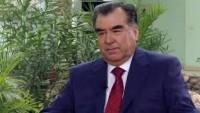 """Tacikistan Meclisi, Cumhurbaşkanı İmamali Rahman'a """"Ulusun Lideri"""" statüsünü verdi"""