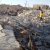 Büyük Şeytan Amerika Uçakları Sivilleri Bombaladı: 3 Şehid