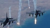 Büyük Şeytan Yine Suriye Halkını Bombaladı: 43 Ölü
