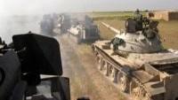 Ramadi'de IŞİD ile Irak askerleri arasında şiddetli çatışmalar sürüyor