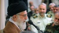 Seyyid İmam Ali Hamaney'in Amerika'nın terör karşıtı ittifakına bakışı