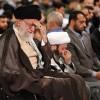 İmam Ali Hamaney'in huzurunda İmam Ali (as)'ı anma programı düzenlendi