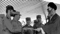 Bugün İranlı Tümgeneral pilot Abbas Babai'nin şehadet yıldönümü