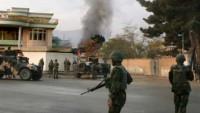Afganistan meclisine roket saldırısı düzenlendi