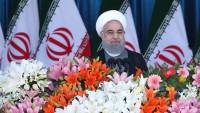 Ruhani: İran'ı savunmak için kimseden izin almayacağız