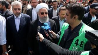 Hasan Ruhani: Yüzyılın Anlaşması'ndan hiçbir sonuç çıkmaz