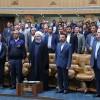 İran Cumhurbaşkanı Ruhani, İranlı işçileri takdir etti