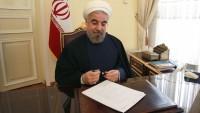 İran cumhurbaşkanı Ruhani, Lübnan'a olan desteğini tekrarladı