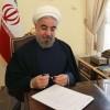 İran Cumhurbaşkanı Ruhani'den Kazakistan Cumhurbaşkanı'na kutlama