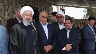 Ruhani: ABD, İran'ın petrol satışını engelleyemez