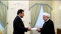 Hasan Ruhani: Nükleer anlaşmadan çekilmesi ve büyükelçiliğini Kudüs'e taşıması ABD'nin iki tarihi hatasıdır