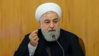 Hasan Ruhani: İran, kitle imha silahları ve terörizmle mücadelede en ön saftadır