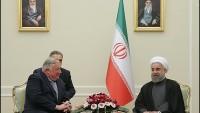 Ruhani: Terör örgütleri destekçilerini tanımak zor değil