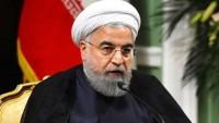 """Hasan Ruhani: """"ABD'ye teslim olmak; dinimize, bölgemizin gelecek nesillerine ihanettir"""""""