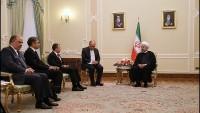Ruhani: Siyonistlerle mücadele edenler her zaman İran'ın desteklediği ülkeler arasındalar