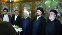 Hasan Ruhani: İran halkı aydınlıktan karanlığa geri dönmeyecektir