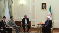 Hasan Ruhani, Pyongyang'ı ikaz etti: Washington güvenilir değildir