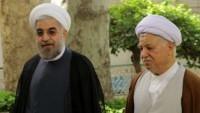 İran Cumhurbaşkanı Ruhani'den Ayetullah Haşimi Rafsancani için taziye mesajı