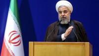 Ruhani: Nükleer anlaşma Amerika'da parti meselesine dönüştürülmüştür