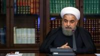 İran Cumhurbaşkanı Ruhani, Paris'te yaşanan terör olaylarını kınadı
