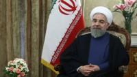 Ruhani: Suriye devleti terörizmle mücadelede güçlü olmalı