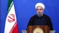 İran Cumhurbaşkanı Ruhani, yargı gücü haftası dolayısıyla konuştu