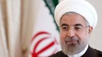 Ruhani: KOEP'nin yürürlüğe girmesi, İran ve Avrupa ilişkilerini artırır