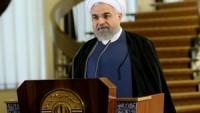 İran Cumhurbaşkanı Ruhani, Nükleer Anlaşmayla İlgili Konuştu