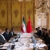 İran, Rusya ve Çin Dışişleri Bakanları ile görüştü