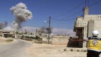 Rusya: teröristler kimyasal gaz tanklarını İdlib'e intikal ettirdi