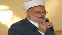 Mescidi Aksa Hatibi, siyonist rejimle güvenlik işbirliğine son verilmesini istedi