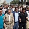 Kuzey Irak'ta protesto eylemleri sürüyor