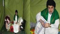 Foto – Mukteda Es Sadr Kuveyt'te Bombalı Saldırıya Uğrayan İmam Sadık Camiini Ziyaret Etti