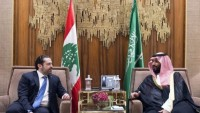 Lübnan Başbakanı Said El-Hariri Arabistana Gitti