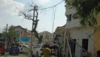Mogadişu'da otel saldırısı: 15 ölü