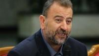 Salih El-Aruri Başkanlığındaki Hamas Heyeti Kahire'ye Gitti 