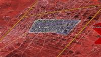 Şam Kırsalındaki Madama Beldesi Teröristlerden Kurtarıldı