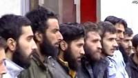 Şam'da 117 terörist daha teslim oldu