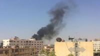 Şam'daki Sivil Bölgelere Teröristlerin Saldırıları Devam Etti