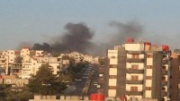 Teröristler Şam'ın yerleşim alanlarına roket ve füzelerle saldırdı: 3 şehid, 17 yaralı